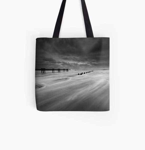 Imposing All Over Print Tote Bag
