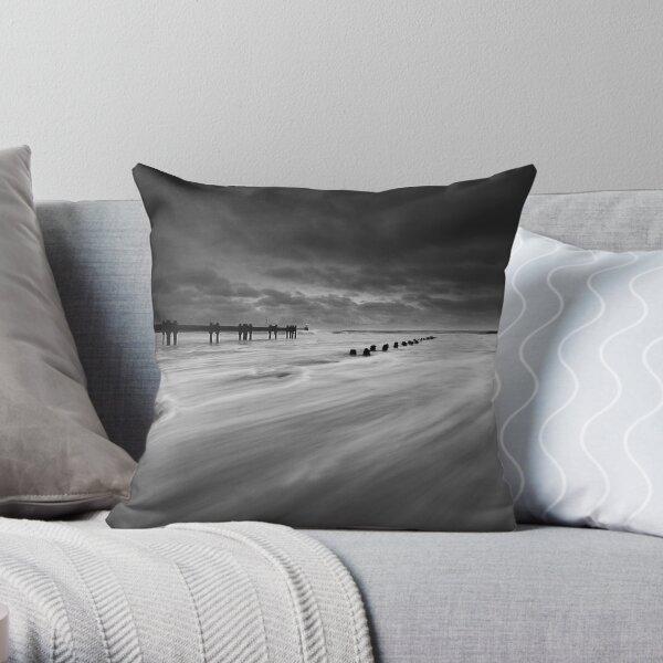 Imposing Throw Pillow