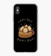 suns out buns out! iPhone Case