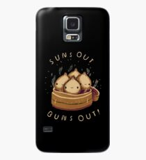 suns out buns out! Case/Skin for Samsung Galaxy