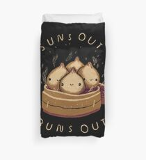 suns out buns out! Duvet Cover