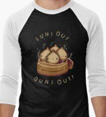 Camiseta ¾ bicolor para hombre Soles fuera bollos!