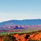Above Cove, AZ by F.  Kevin  Wynkoop