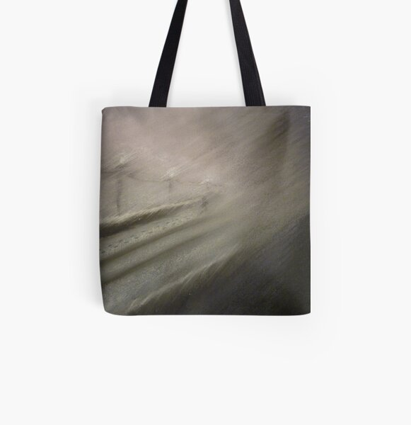 The Long Walk Home All Over Print Tote Bag