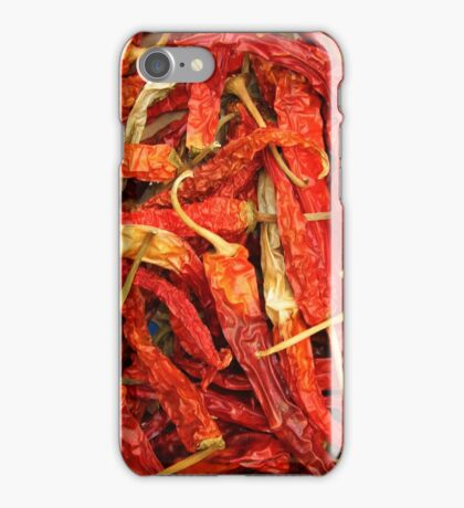 chili iPhone Case/Skin