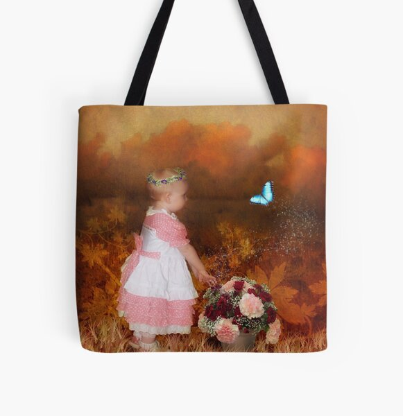 Official Holly Hobbie Tote Bag