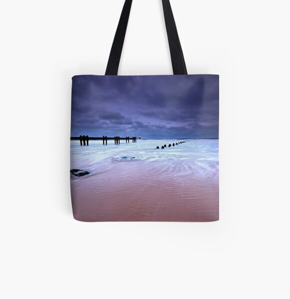 flow All Over Print Tote Bag