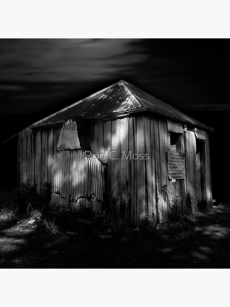 Moon Shack 3 by ronmoss