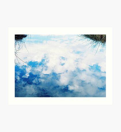 """Water In The Sky"" Art Print"