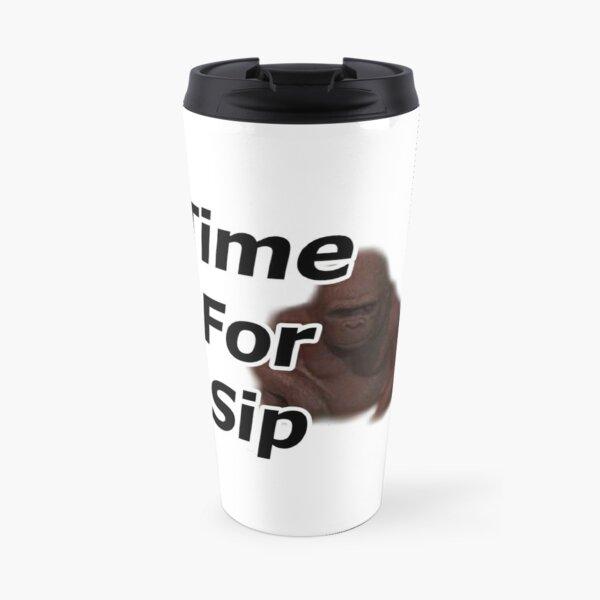 Time For Sip Travel Mug