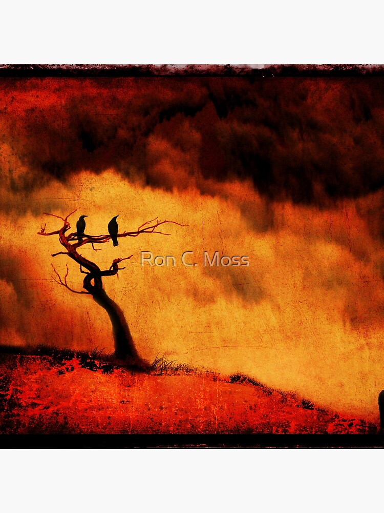 Raven Tree by ronmoss