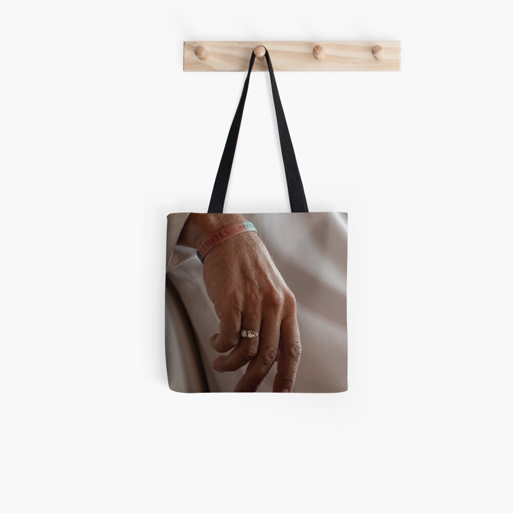 The Hand of Rud Tote Bag