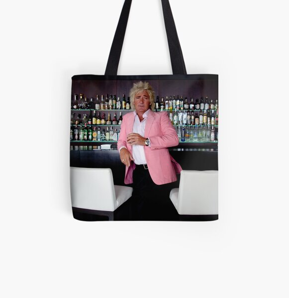 Rud Stewart has a small Scotch All Over Print Tote Bag