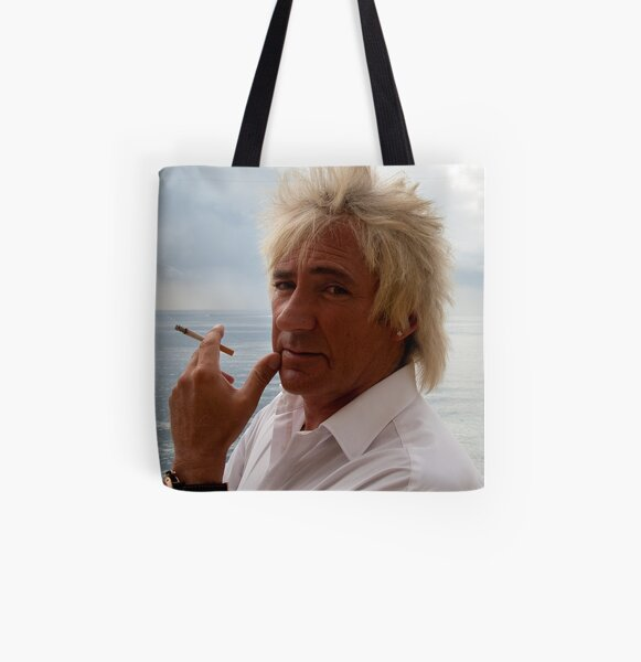 Rud Stewart All Over Print Tote Bag