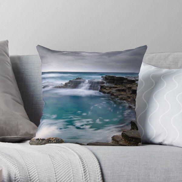 The Garie Tornado Throw Pillow