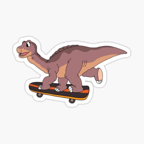 Littlefoot Skateboarding Sticker