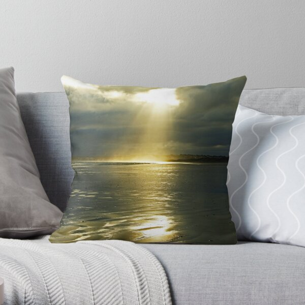 Let it shine.... Throw Pillow
