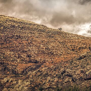 Rocky Hillside by DVJPhotography