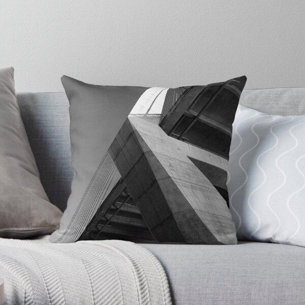 Anzac Bridge Study 1 Throw Pillow