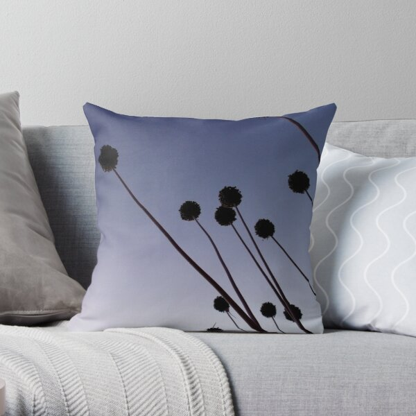 They Came at Dusk..... Throw Pillow