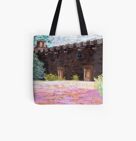 musing bothy All Over Print Tote Bag