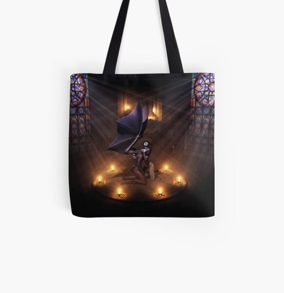 Redeemer All Over Print Tote Bag