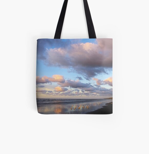 Just Hanging Around All Over Print Tote Bag