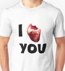 I <3 you Unisex T-Shirt