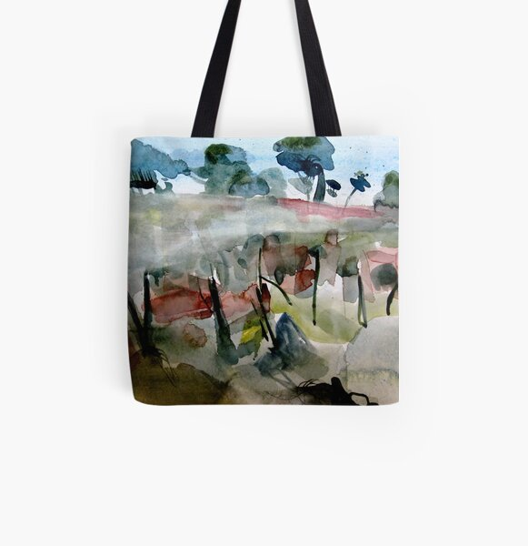 From Segovia All Over Print Tote Bag