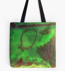Abstract Aquarium Tote Bag
