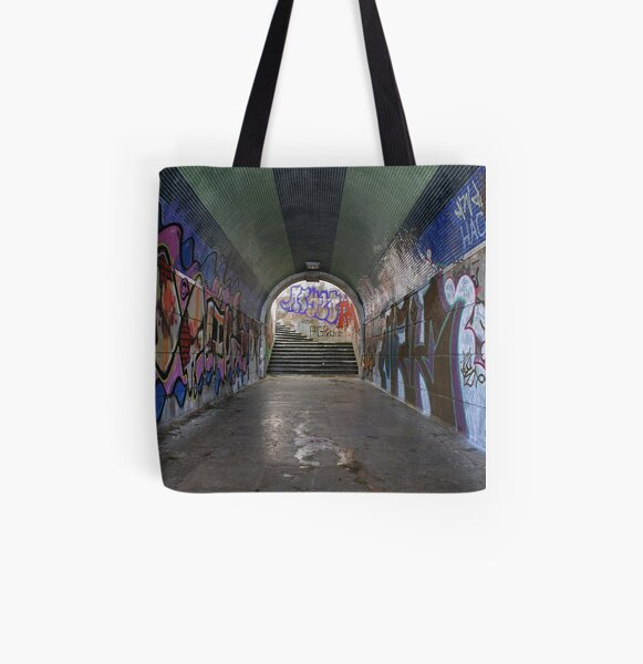 Art or decay.....? All Over Print Tote Bag