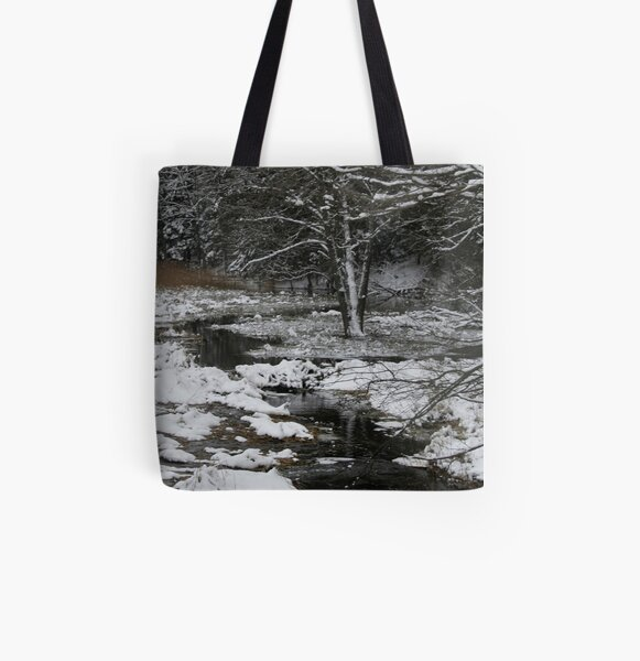 Small bourn All Over Print Tote Bag