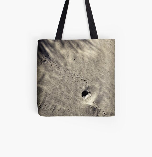 Afternoon stroll All Over Print Tote Bag