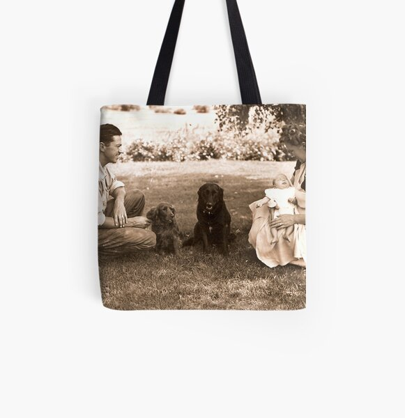 The New Addition All Over Print Tote Bag