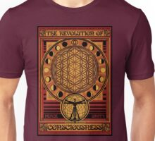 The Revolution of Consciousness | Vintage Propaganda Poster Unisex T-Shirt