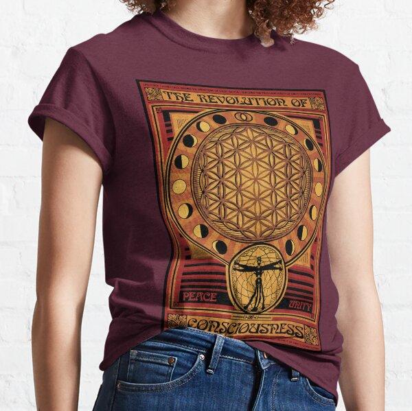 The Revolution of Consciousness | Vintage Propaganda Poster Classic T-Shirt