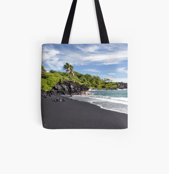 Lost in Paradise All Over Print Tote Bag