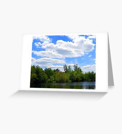 My Dream Spot Greeting Card