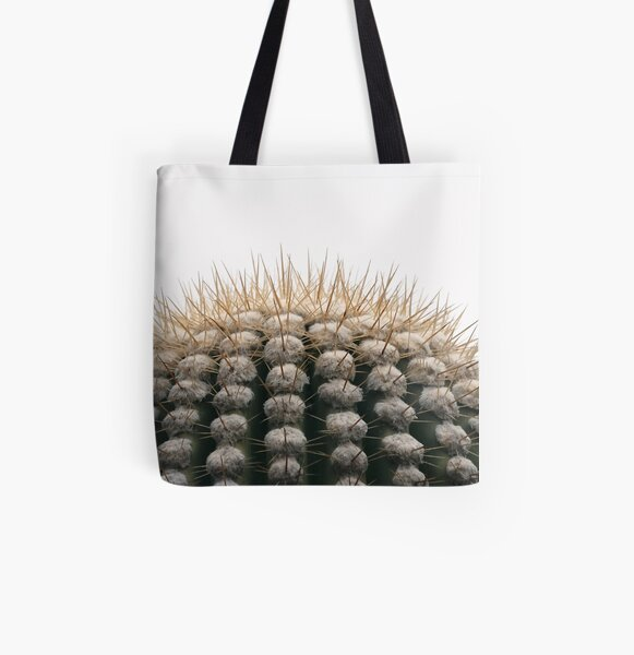 Ole Cotton Top All Over Print Tote Bag