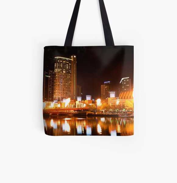 All fired up All Over Print Tote Bag