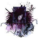 The Jackal from Thir13en Ghosts by Kelley Frank
