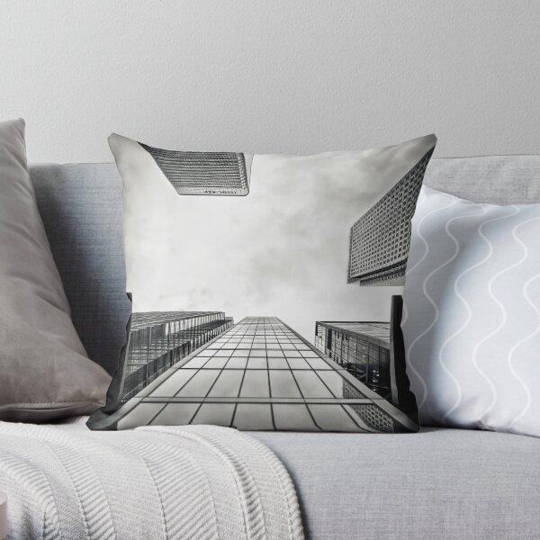 Canary Wharf | 01 Throw Pillow