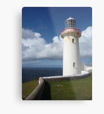 Arranmore lighthouse Metal Print