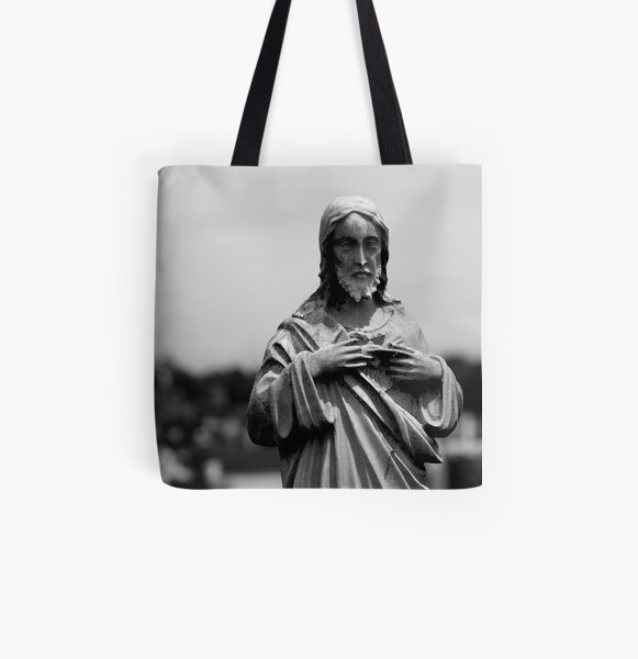 Watching All Over Print Tote Bag