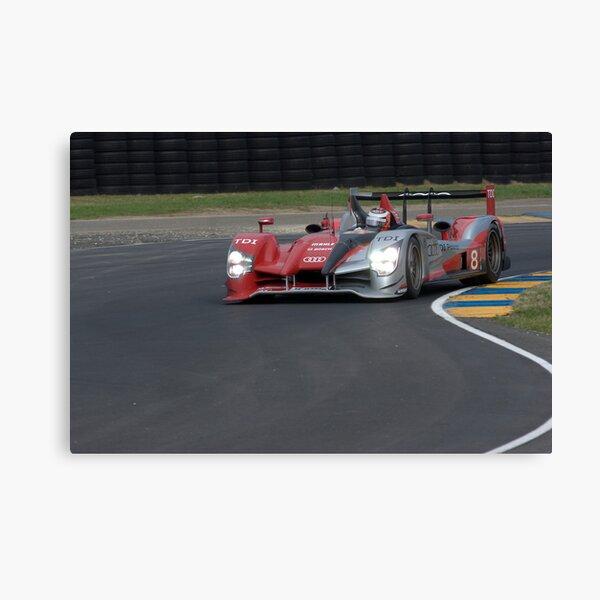 Audi R15 Canvas Print