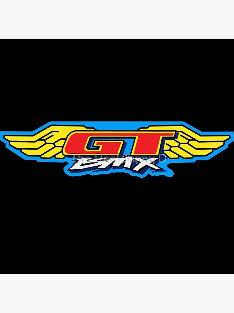GT BMX wings decal