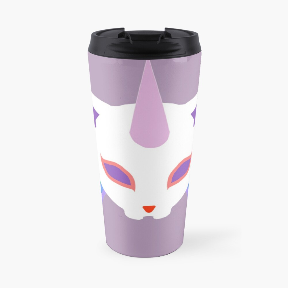 Kitty Abschnitt Rainbow Miraculous Ladybug Thermobecher
