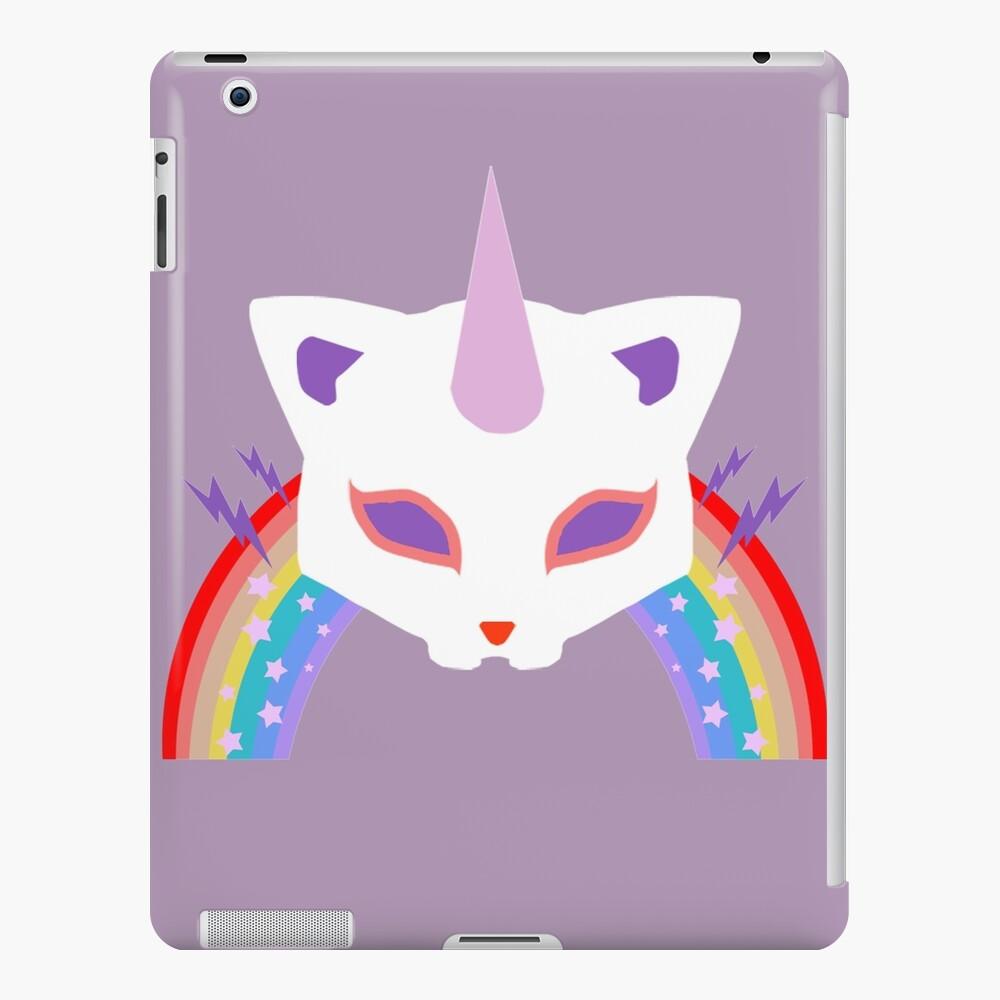 Kitty Abschnitt Rainbow Miraculous Ladybug iPad-Hülle & Skin
