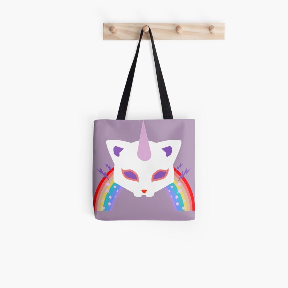 Kitty Abschnitt Rainbow Miraculous Ladybug Stofftasche