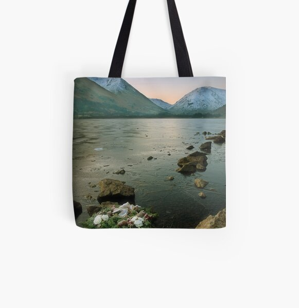 Wreath All Over Print Tote Bag